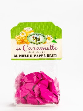 CARAMELLE ALLA PAPPA REALE 100 GR