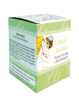 CREMA ANTIAGE POLLINE E THE VERDE