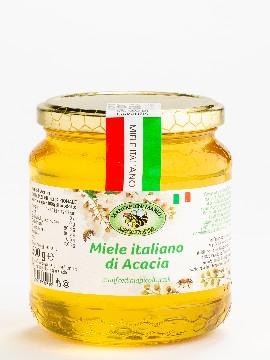 MIELE DI ACACIA ITALIANA 1/2 KG